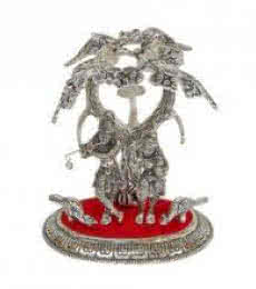 Radha Kishan Tree | Craft by artist Art Street | Metal