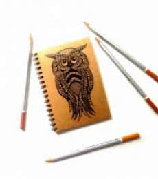 Ernie Khaki | Craft by artist Rithika Kumar | Paper
