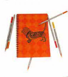Rithika Kumar | Rufus Notebook Craft Craft by artist Rithika Kumar | Indian Handicraft | ArtZolo.com