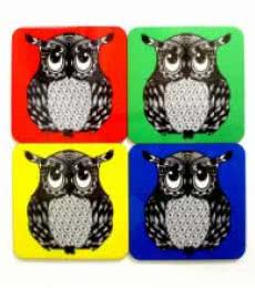 Rithika Kumar | Spikey Coasters Craft Craft by artist Rithika Kumar | Indian Handicraft | ArtZolo.com