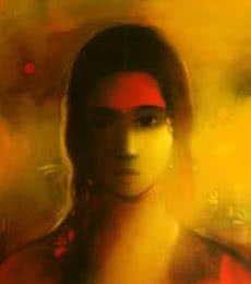 Sunshine | Painting by artist Sachin Sagare | acrylic | Canvas