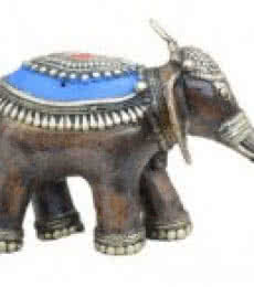 Jumbo | Craft by artist Bhansali Art | Brass