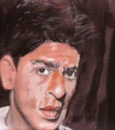 Saurabh Turakhia | Watercolor Painting title Passion Is Everything on Paper | Artist Saurabh Turakhia Gallery | ArtZolo.com