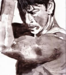 Passion, determines everything | Painting by artist Saurabh Turakhia | watercolor | Paper