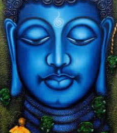 Lord buddha 4 painting | Painting by artist Ramesh | oil | Canvas Board