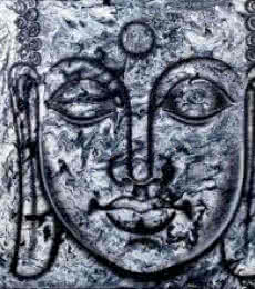 Lord buddha3 painting | Painting by artist Ramesh | oil | Canvas Board