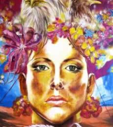 Trapped | Mixed_media by artist Partho Sengupta | Canvas