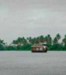 Kerala   Photography by artist Sawant Tandle   Art print on Canvas