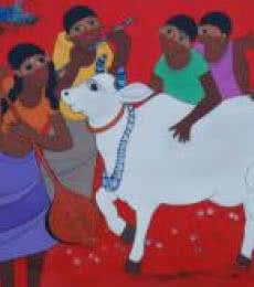 Memorable   Painting by artist Dnyaneshwar Bembade   acrylic   Canvas