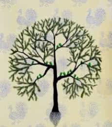 Bhavnavya | Painting by artist Sumit Mehndiratta | acrylic | Paper