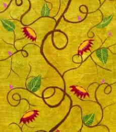 Sumit Mehndiratta | Acrylic Painting title Gulpankh on Canvas | Artist Sumit Mehndiratta Gallery | ArtZolo.com