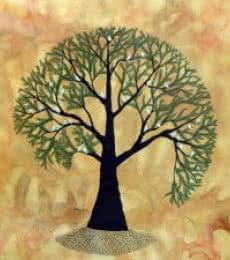 PuranVriksh | Painting by artist Sumit Mehndiratta | acrylic | Canvas
