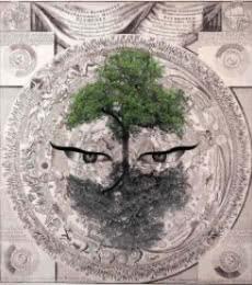 The third eye | Digital_art by artist Sumit Mehndiratta | Art print on Canvas