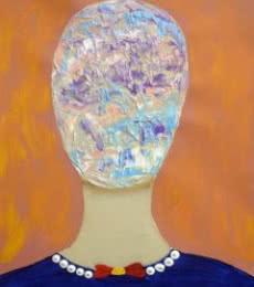 Petricia | Painting by artist Sumit Mehndiratta | acrylic | Canvas