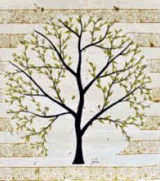 Sumit Mehndiratta | Acrylic Painting title Purushotam on Canvas | Artist Sumit Mehndiratta Gallery | ArtZolo.com