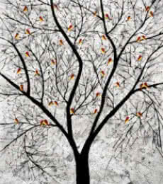 Sarvaras | Painting by artist Sumit Mehndiratta | acrylic | Canvas