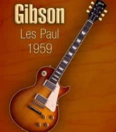 Vintage Gibson Les paul 1959 | Photography by artist Shavit Mason | Art print on Canvas