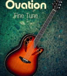 Ovation Fine Tune | Photography by artist Shavit Mason | Art print on Canvas