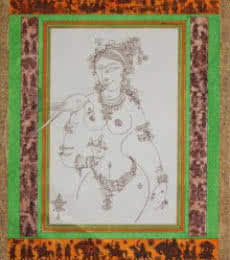 Tarunai | Painting by artist Satish Chavhan | other | Paper
