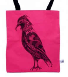 Birdie Bag | Craft by artist Sejal M | Canvas