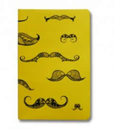 Moustache Book | Craft by artist Sejal M | Paper