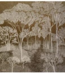 Landscape | Painting by artist Shuvankar Maitra | acrylic | Canvas