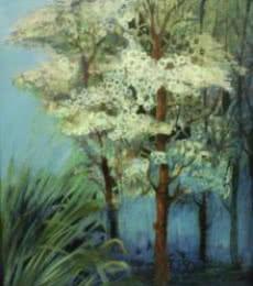 Landscape II | Painting by artist DEVIRANI DASGUPTA | acrylic | Canvas