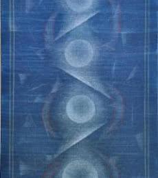 Upward Journey   Painting by artist Hanumanth Devulapalli   mixed-media   Canvas