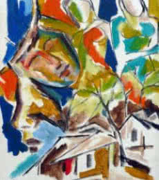 Head Of The Family   Painting by artist Swami   acrylic   Canvas