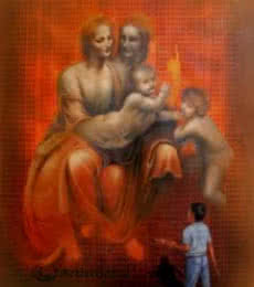 Img 0108 - 1024x1451 | Painting by artist Gopal Sharma | oil | Canvas