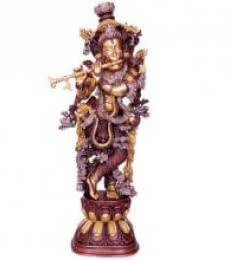 Brass Ganesha Statue   Craft by artist Brass Art   Brass