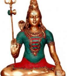 Shiva   Craft by artist Brass Art   Brass