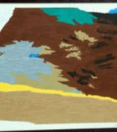 Theorama Series IX | Painting by artist M F husain | other | serigraph