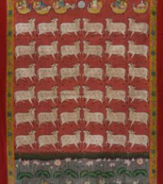 Pichwai | Painting by artist Unknown | other | Cloth