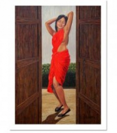 UNTITLE | Painting by artist SHAHEEN VERMA | oil | Canvas