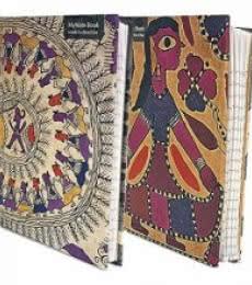 My Notebook (Set of 2) | Craft by artist De Kulture Works | Paper