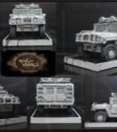 HUMMER H1 SCUPTURE   Hummer car sculpture Handicraft   By Pankaj Rathivadekar