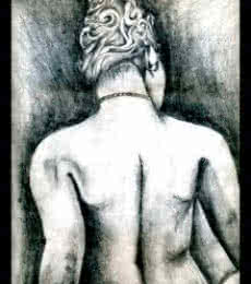 Charcoal Paintings | Drawing title Pencil on paper on Art Paper | Artist Soumen Roy