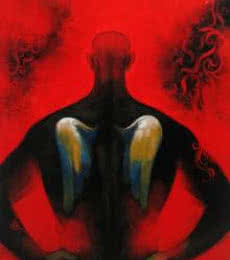 Freedom | Painting by artist Sachin Akalekar | Acrylic | Canvas