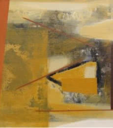 Untitled 7 | Painting by artist Somanth  Adamane | acrylic | Canvas