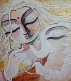 Maaacrylic On Canvas 18x20 Inch2015rs.45   Painting by artist Subrata Ghosh   acrylic   Canvas