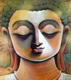 Peace   Painting by artist Subrata Ghosh   acrylic   Canvas