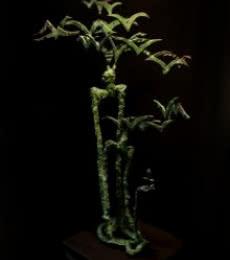 Nature | Sculpture by artist Rohan  Pawar | Brass