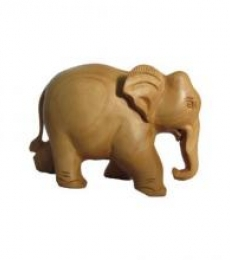 Corporate Elephant | Craft by artist Ecraft India | wood