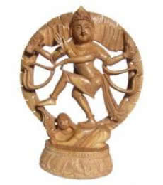 Ecraft India | Lord Nataraja Craft Craft by artist Ecraft India | Indian Handicraft | ArtZolo.com