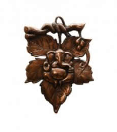 E Craft | Metal wall hanging of Ganesha Craft Craft by artist E Craft | Indian Handicraft | ArtZolo.com
