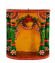 Kundan Mandir(Temple) | Craft by artist E Craft | Paper