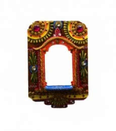 Wall Hanging Kundan Mandir(Temple) | Craft by artist E Craft | Paper