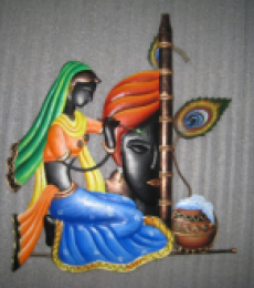 Lady | Craft by artist Handicrafts | Wrought Iron