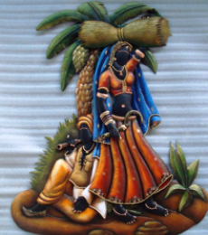 Nitesh | Table Top Statue Craft Craft by artist Nitesh | Indian Handicraft | ArtZolo.com